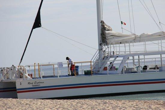 Fury Catamarans - Tours: Catamarã