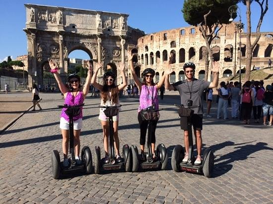 Italy Segway Tours: segway fun!
