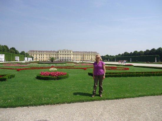 Château de Schönbrunn : JARDINES