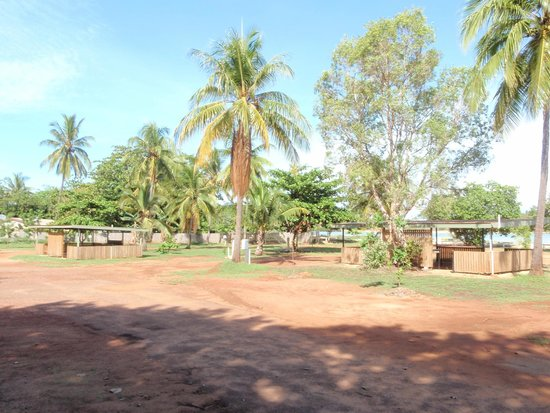 Seisia Holiday Park: Campgrounds