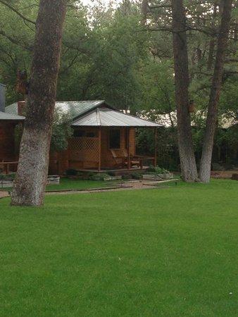 Ruidoso Lodge Cabins: Cabin 6