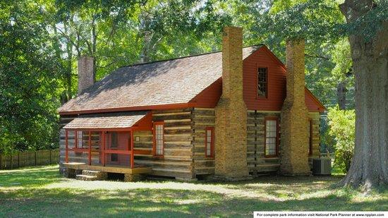 Kennesaw Mountain National Battlefield Park : Kolb Cabin