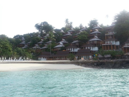 Phi Phi Islands: Phi Phi Island beach resort