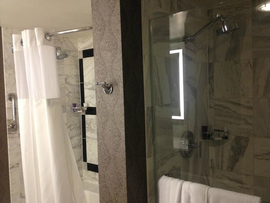 MGM Grand Hotel and Casino : Tower Spa Suite - Bathroom
