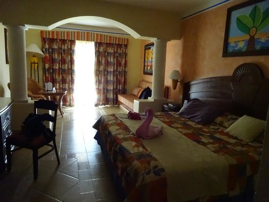 Grand Bahia Principe Coba : our standard room