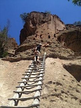 Bandelier National Monument : Alcove House