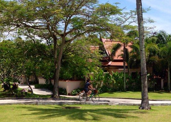 Banyan Tree Phuket: Cycle