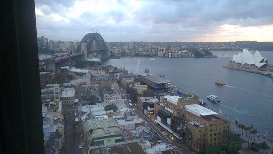 Four Seasons Hotel Sydney: View from Level 30, Four Seasons Sydney