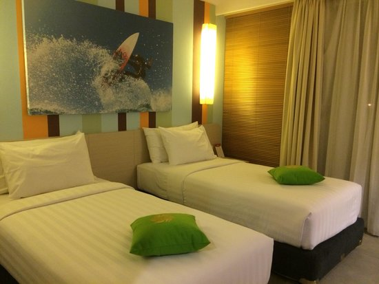 Bliss Surfer Hotel: Интерьер номера