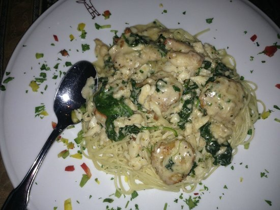 Scampi Grill : Shrimp & Scampi Imperial - Double YUM!