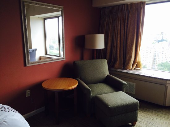 Renaissance Seattle Hotel : Double room