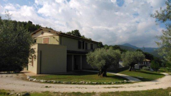 Valle Rosa: uno dei caseggiati a disposizione degli ospiti