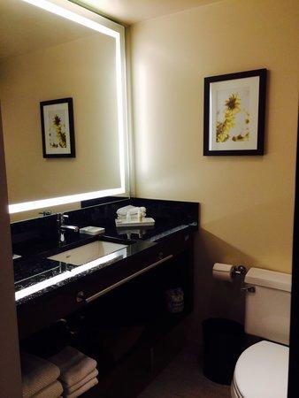 Renaissance Seattle Hotel : Bathroom