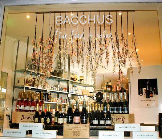 Bacchus Food and Wine