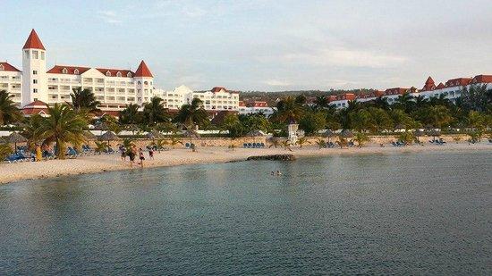 Grand Bahia Principe Jamaica : view grand bahia