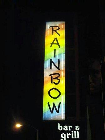 Rainbow Bar & Grill: Rainbow...