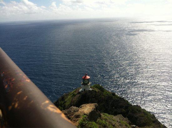 Makapuu Lighthouse Trail: View from top