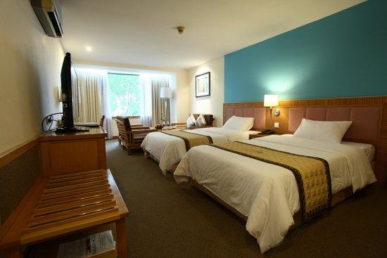 Galaxy Hotel Hanoi: Suite twin room
