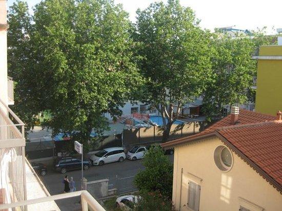 Hotel Marittima : вид с балкона