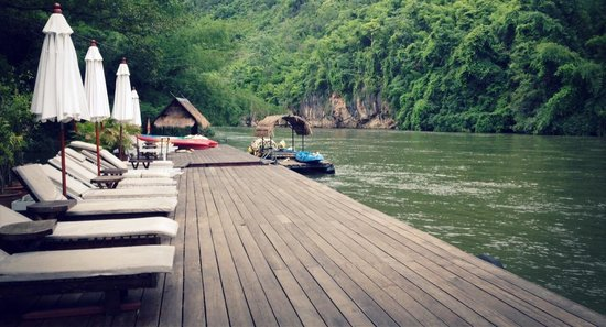 River Kwai Resotel : Nice