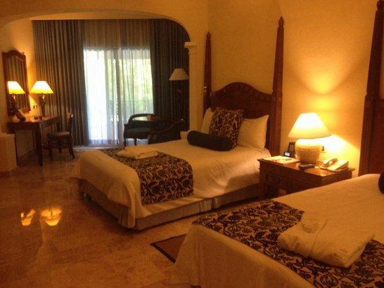 Secrets Capri Riviera Cancún: Bonitas habitaciones