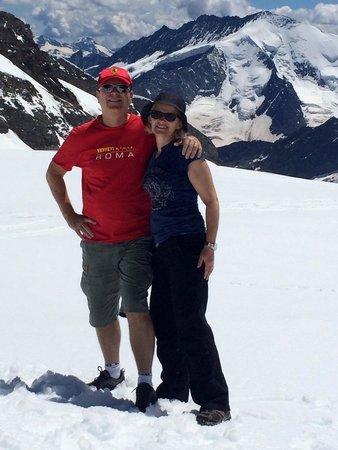 Jungfraujoch : On Top Of Europe