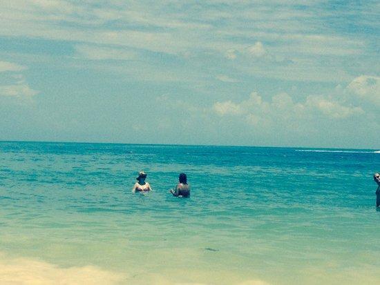 Secrets Capri Riviera Cancún: Playa