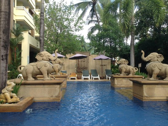 Holiday Inn Resort Phuket : Pool