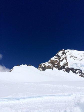 Jungfraujoch : Top