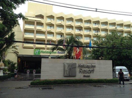 Holiday Inn Resort Phuket : Entrance