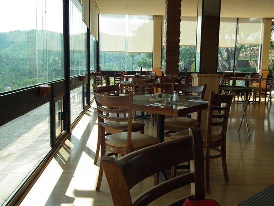 Hotel Guanajuato: Muy buena vista. Hubo remodelación pero aún era agradable.