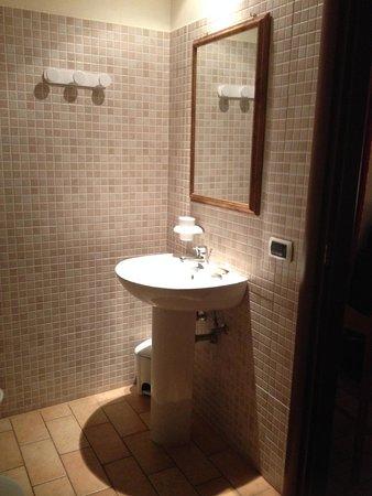 Osteria Fosca Umbra: Il bagno