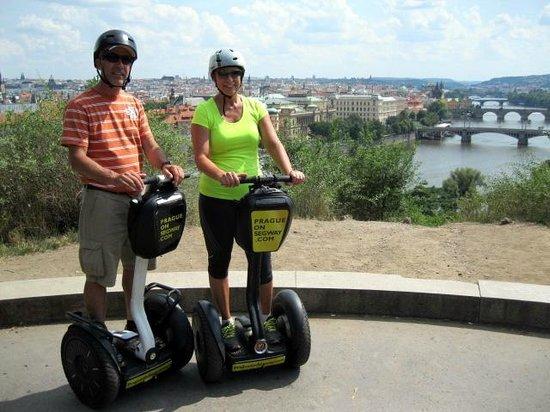 Prague On Segway, on E-Scooter, on Quad : Prague on Segway - Private Tour