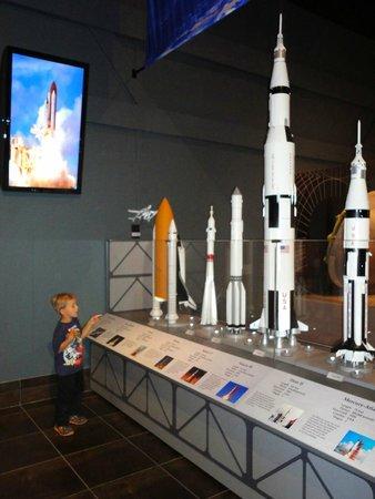 Tellus Science Museum : Rockets