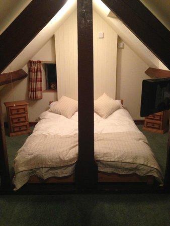 Toghill House Farm: Attic Room