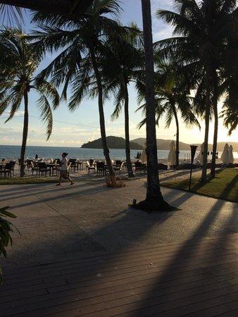 Casa del Mar, Langkawi: Sunset on August 12, 2014
