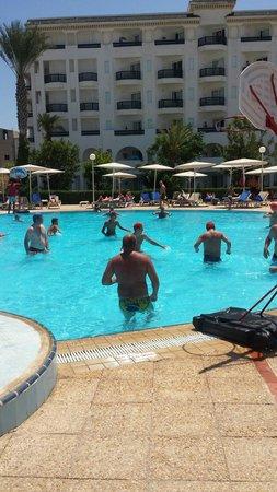 "El Mouradi Palm Marina : ""Basket polo au top"""