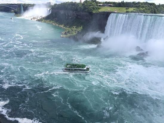Niagara Falls: 加拿大游记 2014