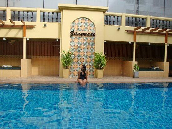 Zing Resort & Spa : at pool