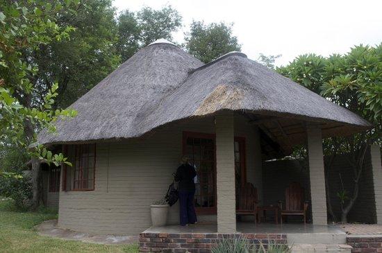 Arathusa Safari Lodge : Rooms