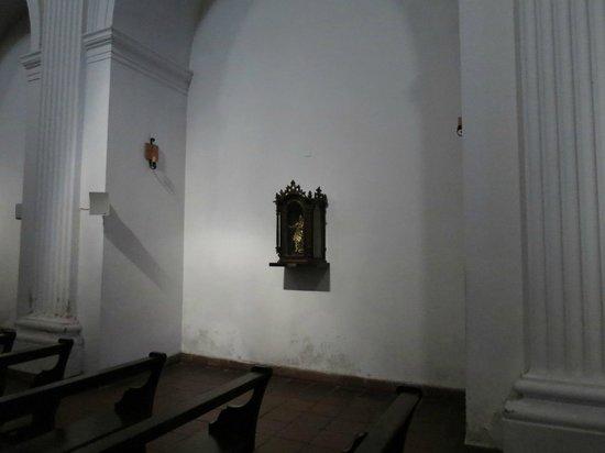 Iglesia Matriz: Altar antigo