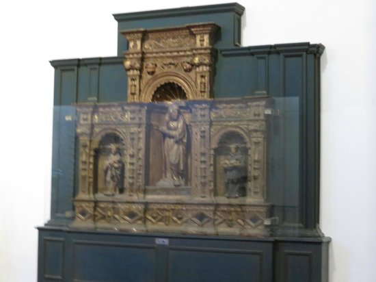 Iglesia Matriz: Retablo seculo XVII