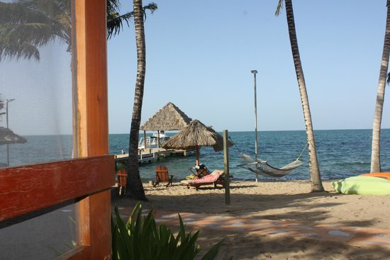 Beaches And Dreams : View from cabana