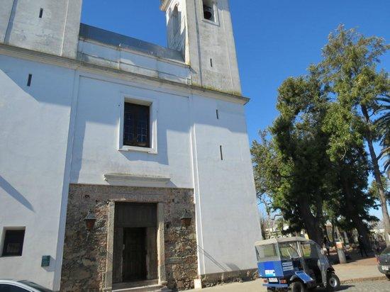 Iglesia Matriz: Fachada