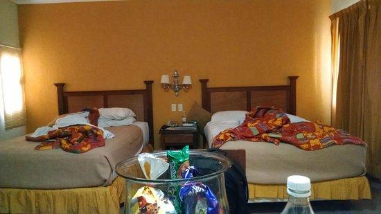Hotel Quinta Del Sol: Camas