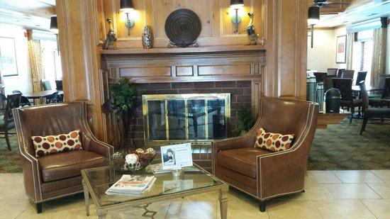 Homewood Suites by Hilton Atlanta - Cumberland / Galleria: Lobby