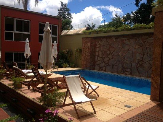Hotel Jardín de Iguazú: Pool Area