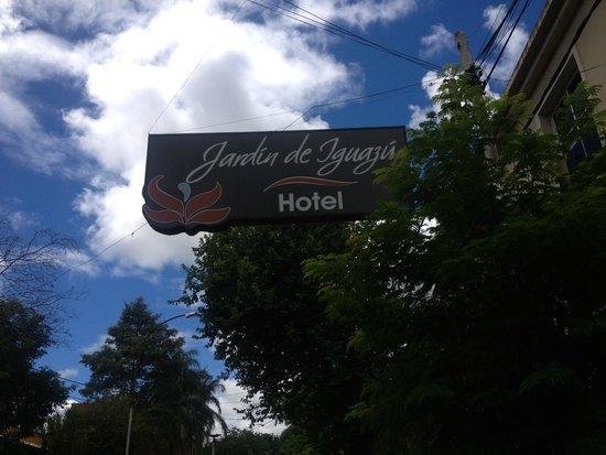 Hotel Jardín de Iguazú: Entrance