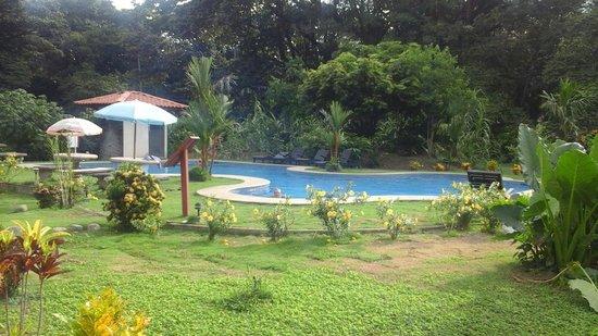Hacienda Baru: La piscine