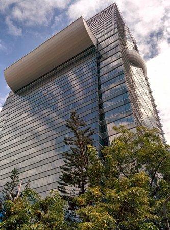The Okura Prestige Bangkok: Hotel builiding